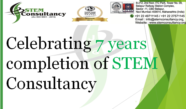 7 years of STEM