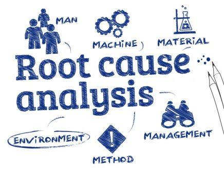 Failure & root cause analysis