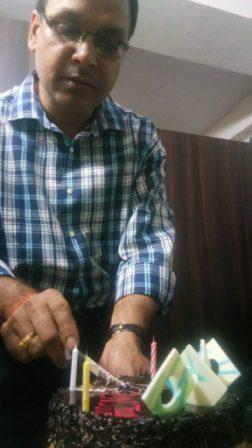 Pratap Sir birthday
