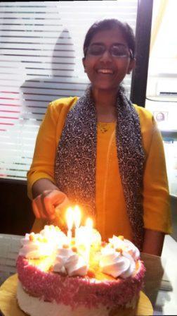 Saniya Birthday