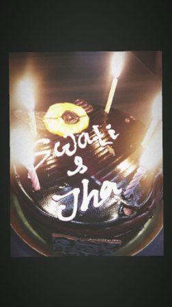 Swati & BK jha sir birthday