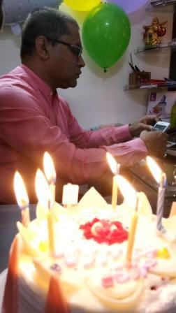 Vimal Sir Birthday